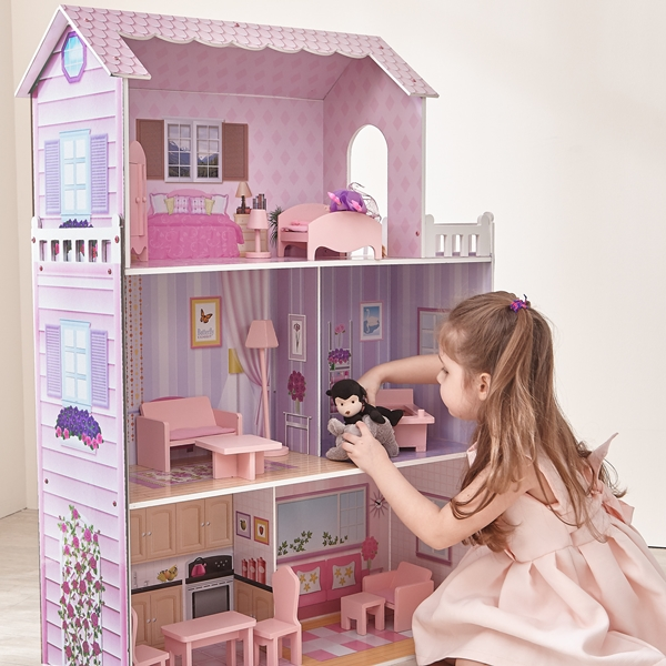 Best Dollhouse Installations for Your Kids (33)