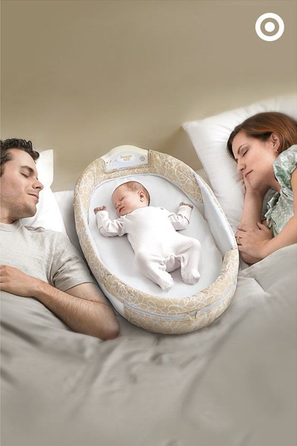 Cute and Safe Baby Bed Installations - (13)