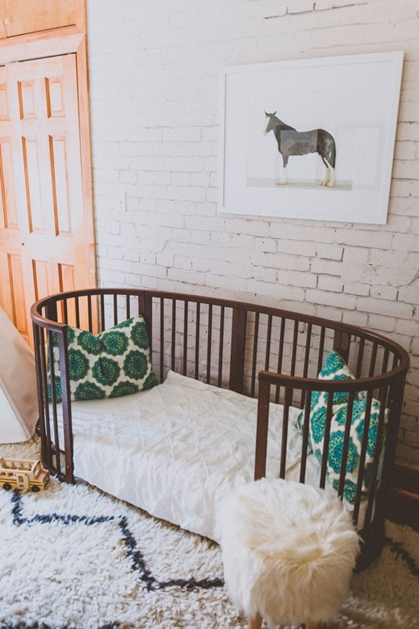 Cute and Safe Baby Bed Installations - (15)