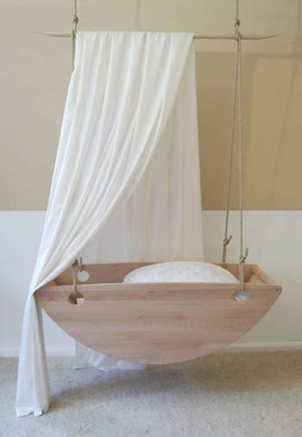 Cute and Safe Baby Bed Installations - (2)