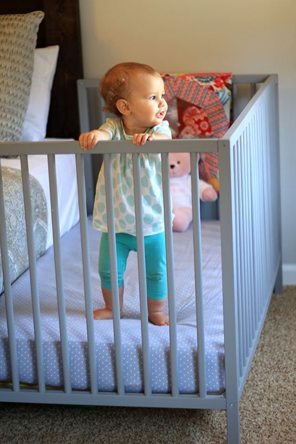 Cute and Safe Baby Bed Installations - (22)