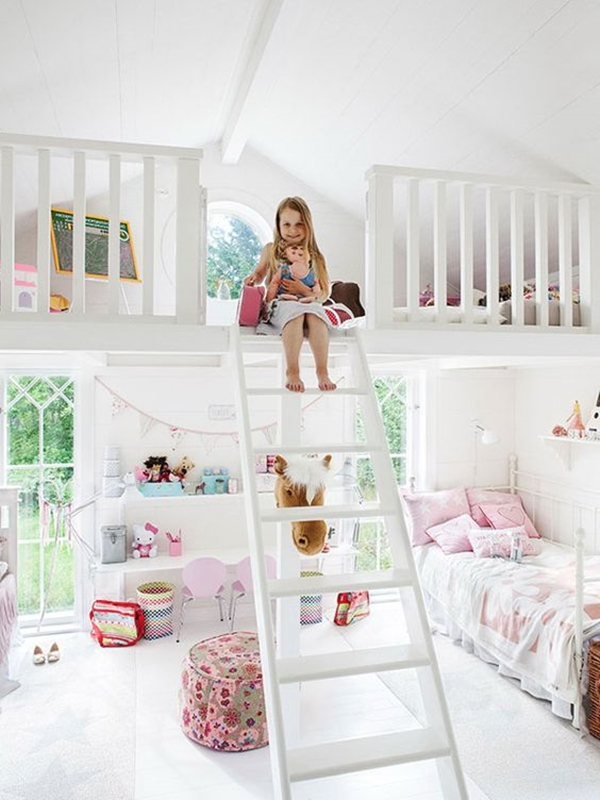 Cute and Safe Baby Bed Installations - (23)
