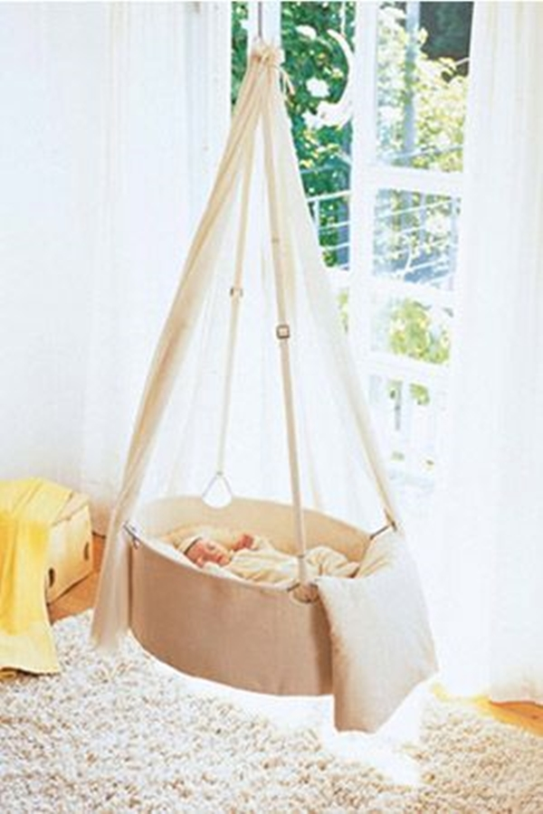 Cute and Safe Baby Bed Installations - (24)