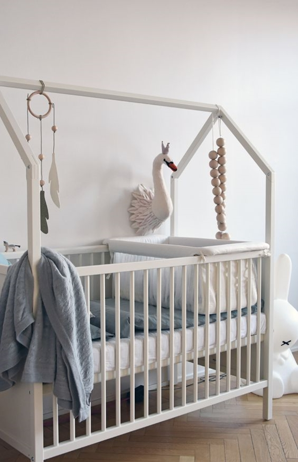 Cute and Safe Baby Bed Installations - (3)