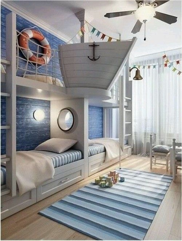 Cute and Safe Baby Bed Installations - (35)