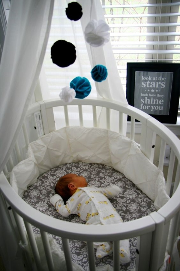 Cute and Safe Baby Bed Installations - (6)