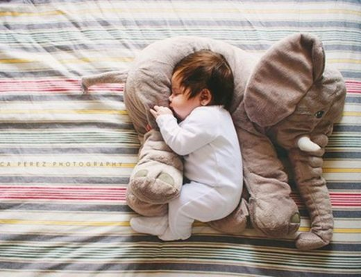 Cute and Safe Baby Bed Installations feature