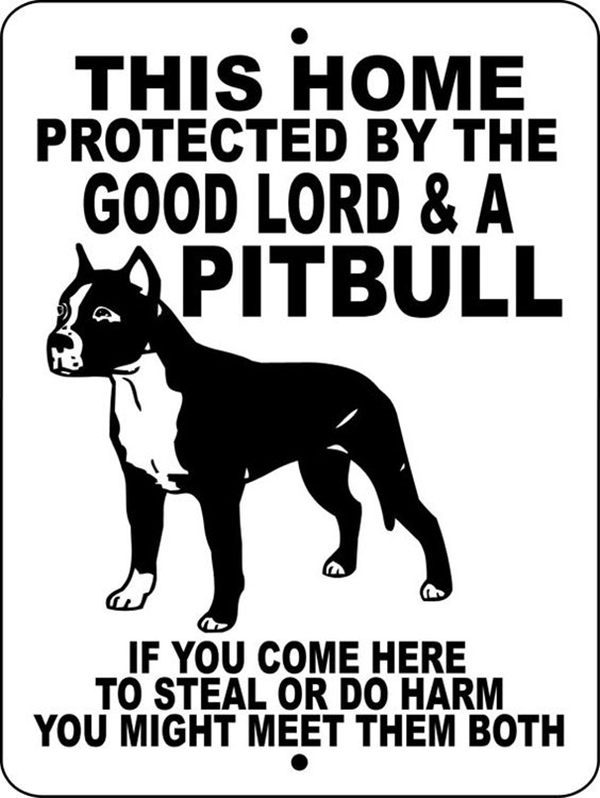 Funny Pet signs to Honor Your Four Legs Buddy - (7)