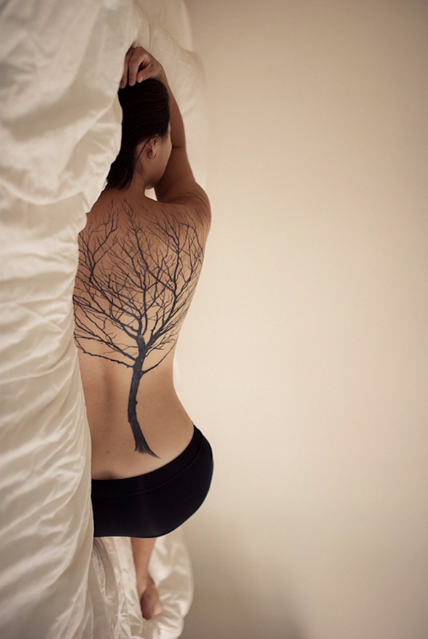 Oh-So Cool Blackout Tattoo Designs - Rise of a new Trend - 1 (1)
