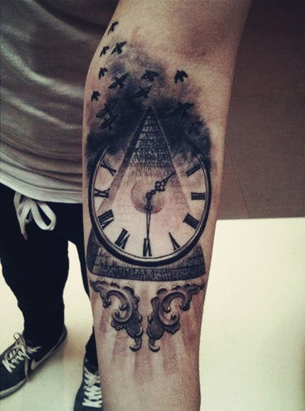 Oh-So Cool Blackout Tattoo Designs - Rise of a new Trend - 1 (11)