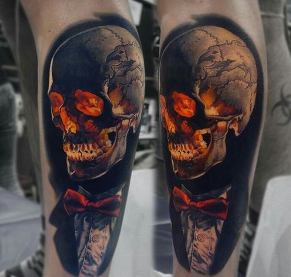 Oh-So Cool Blackout Tattoo Designs - Rise of a new Trend - 1 (15)