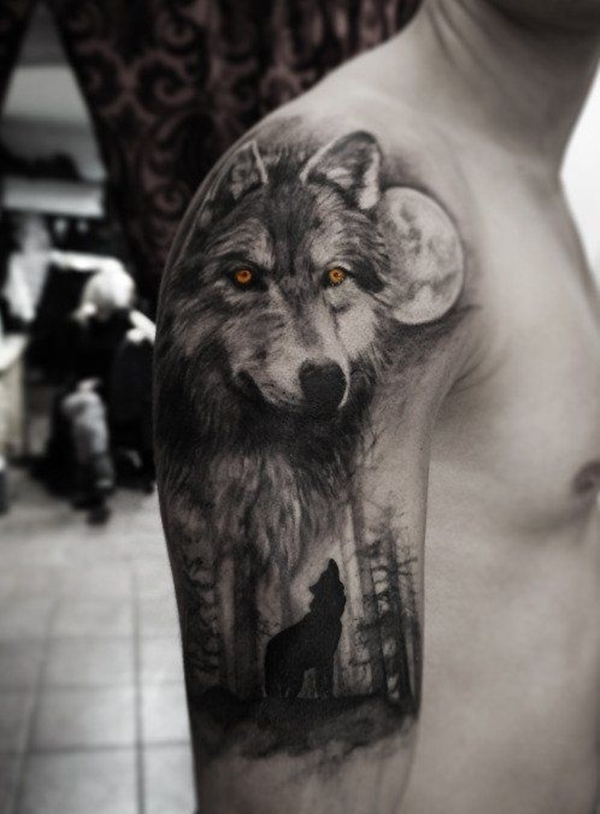 Oh-So Cool Blackout Tattoo Designs - Rise of a new Trend - 1 (2)