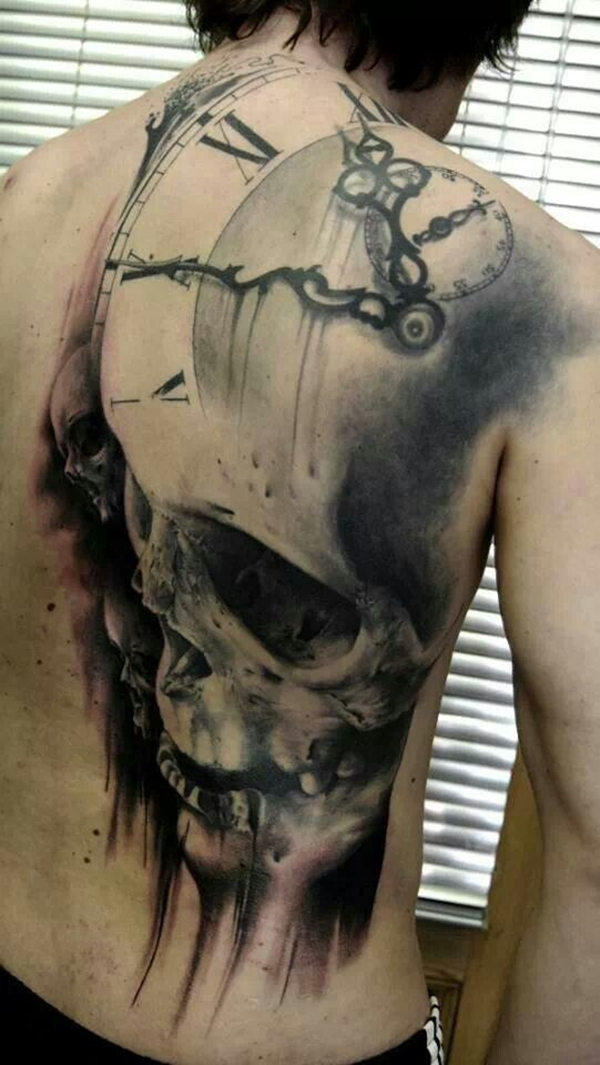 Oh-So Cool Blackout Tattoo Designs - Rise of a new Trend - 1 (29)