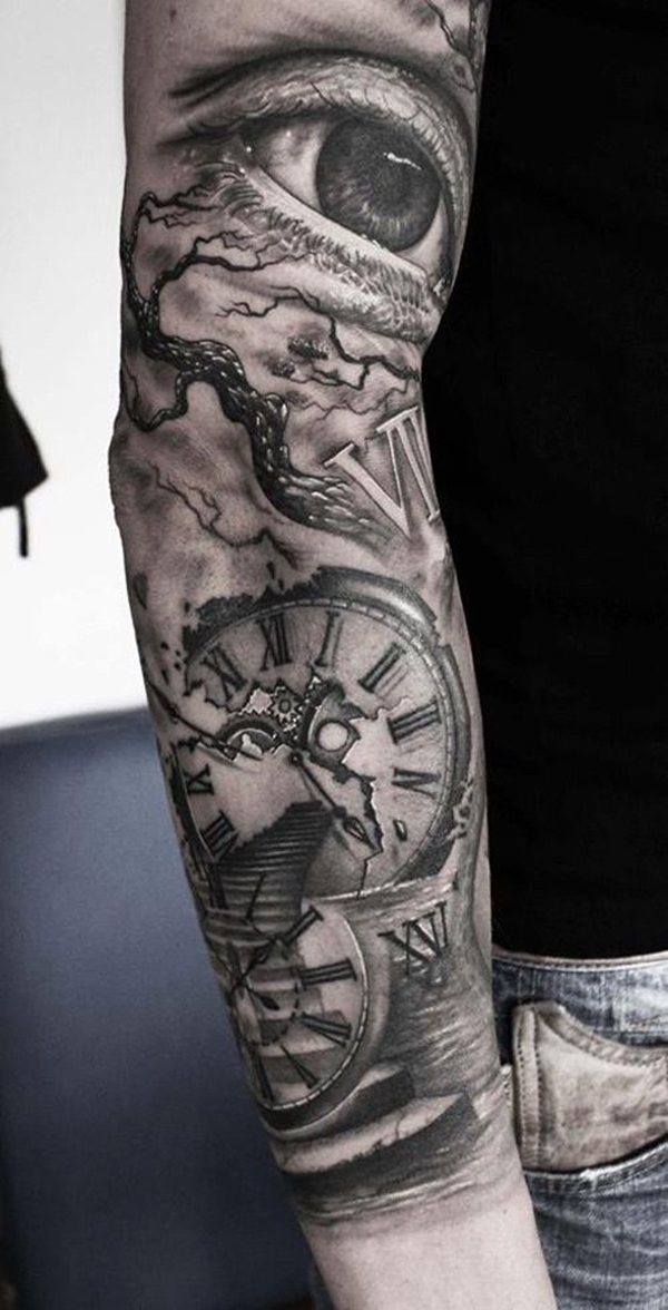 Oh-So Cool Blackout Tattoo Designs - Rise of a new Trend - 1 (5)