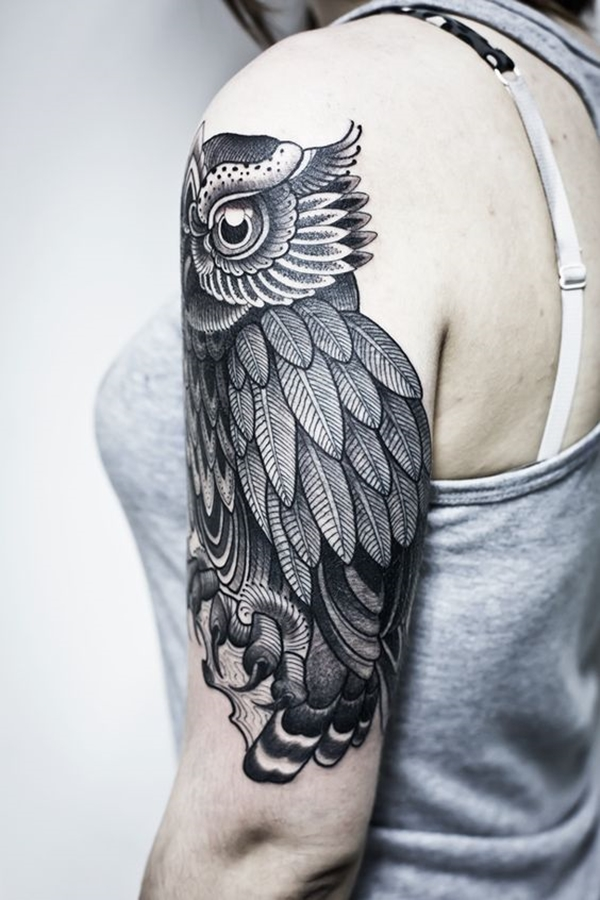 Oh-So Cool Blackout Tattoo Designs - Rise of a new Trend - 1 (7)
