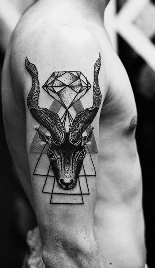 Oh-So Cool Blackout Tattoo Designs - Rise of a new Trend - 1 (9)