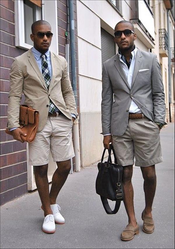 Old School Men's Suit Looks - 18
