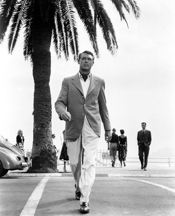 Old School Men's Suit Looks - 23