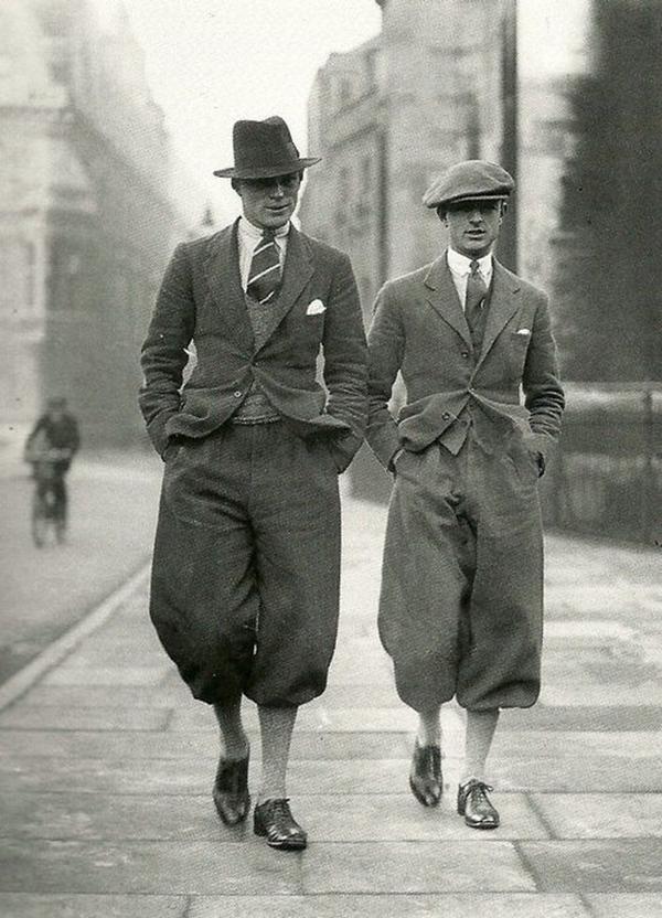Old School Men's Suit Looks - 3