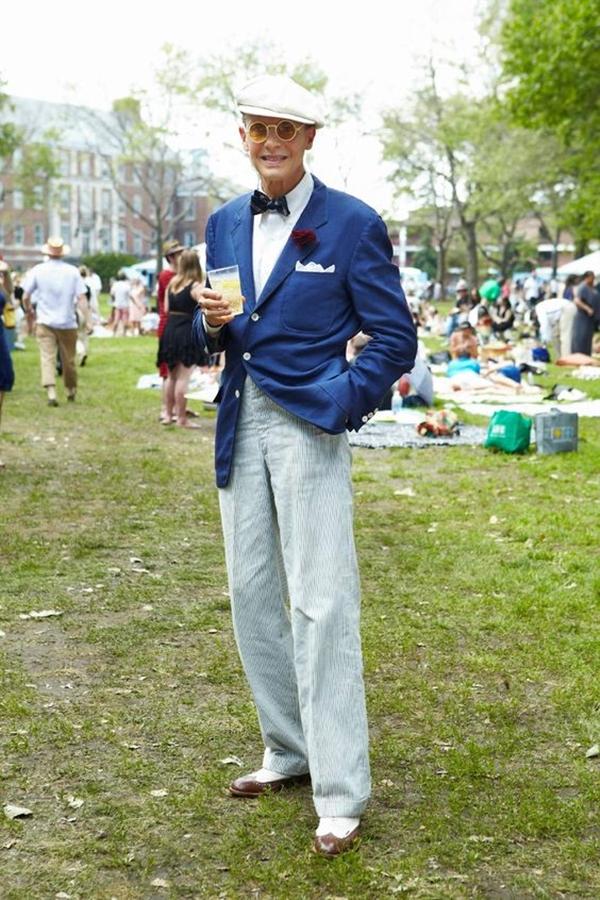 Old School Men's Suit Looks - 30