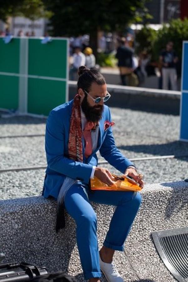 Old School Men's Suit Looks - 6