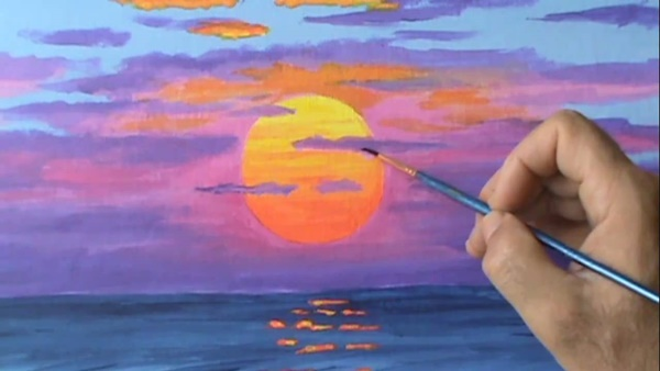 30 Best acrylic painting ideas For Beginners - (5)