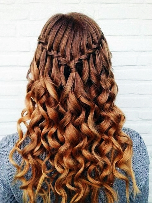 40 Perfectly Imperfect Curly Hair Hairstyles - (11)