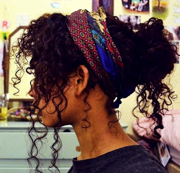 40 Perfectly Imperfect Curly Hair Hairstyles - (13)