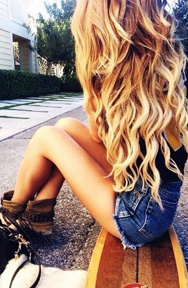 40 Perfectly Imperfect Curly Hair Hairstyles - (14)