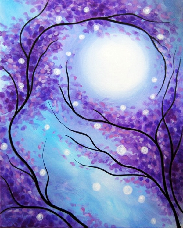 Best Canvas Painting Ideas for Beginners - (2)