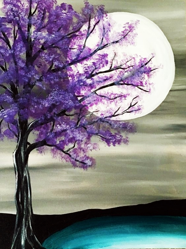 Best Canvas Painting Ideas for Beginners - (21)