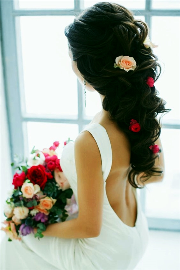 Drop-Dead Exquisite Wedding Hairstyle Ideas (11)