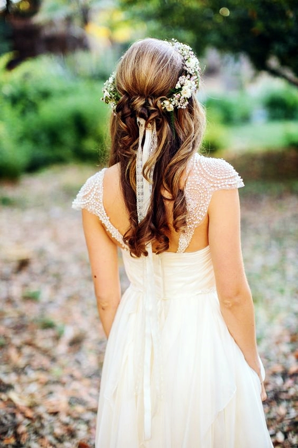 Drop-Dead Exquisite Wedding Hairstyle Ideas (12)