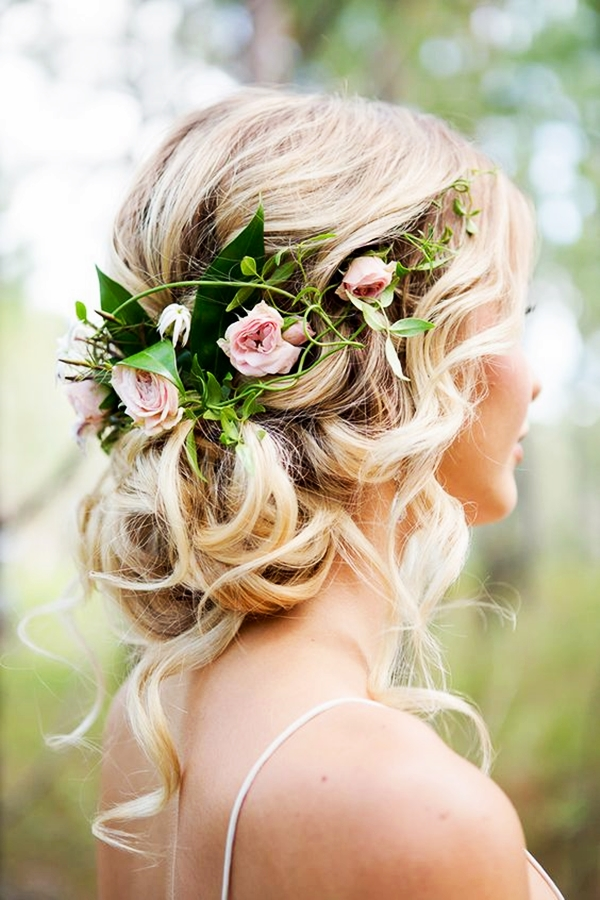 Drop-Dead Exquisite Wedding Hairstyle Ideas (14)