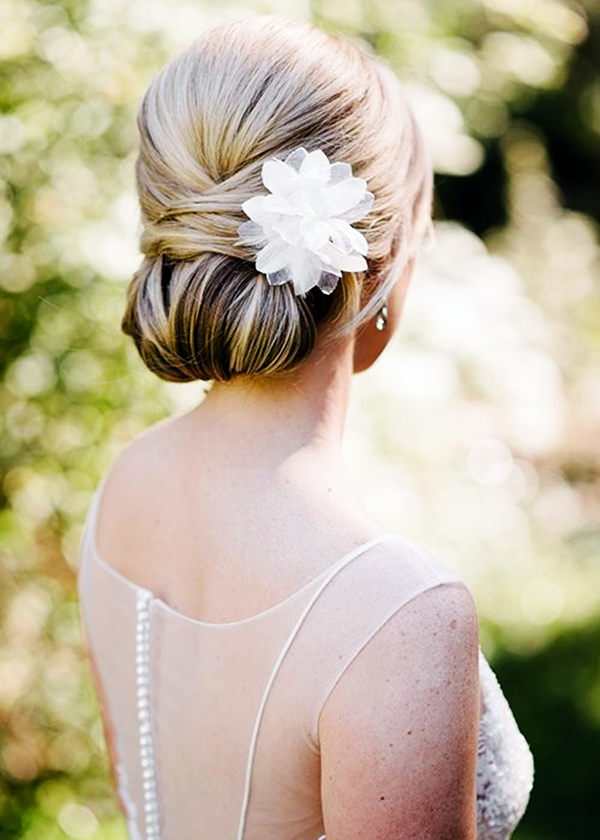 Drop-Dead Exquisite Wedding Hairstyle Ideas (15)