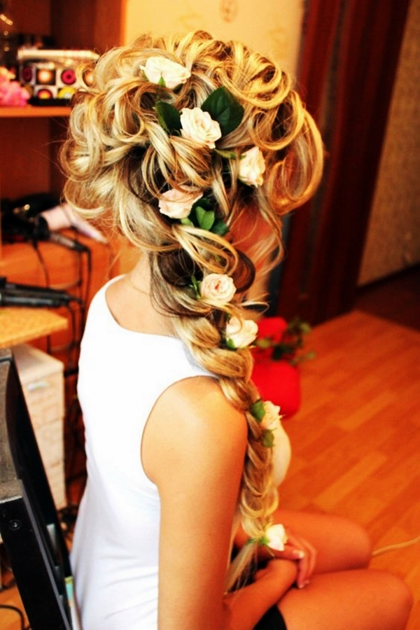 Drop-Dead Exquisite Wedding Hairstyle Ideas (20)
