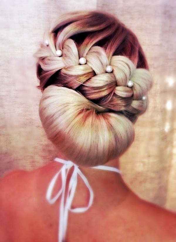 Drop-Dead Exquisite Wedding Hairstyle Ideas (23)