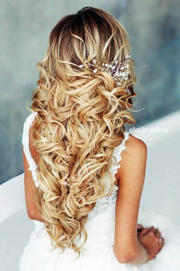 Drop-Dead Exquisite Wedding Hairstyle Ideas (27)