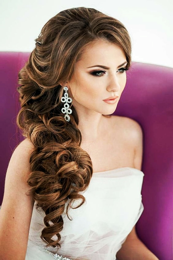 Drop-Dead Exquisite Wedding Hairstyle Ideas (28)