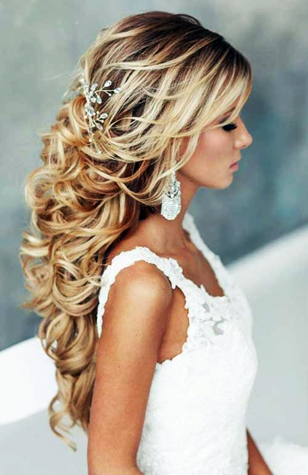 Drop-Dead Exquisite Wedding Hairstyle Ideas (32)