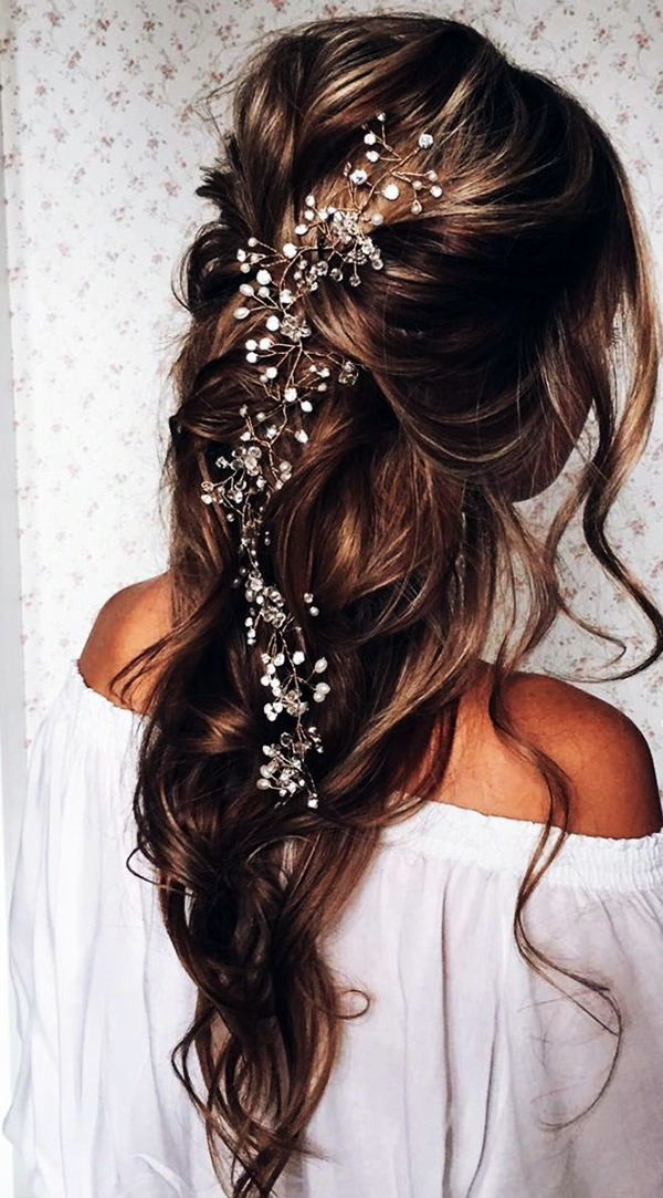 Drop-Dead Exquisite Wedding Hairstyle Ideas (36)