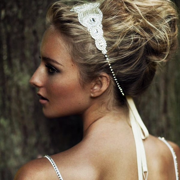 Drop-Dead Exquisite Wedding Hairstyle Ideas (38)