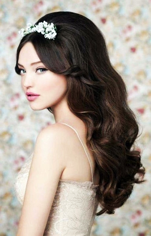 Drop-Dead Exquisite Wedding Hairstyle Ideas (4)