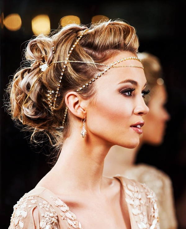 Drop-Dead Exquisite Wedding Hairstyle Ideas (41)