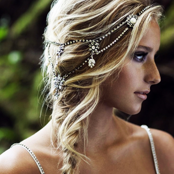Drop-Dead Exquisite Wedding Hairstyle Ideas (42)