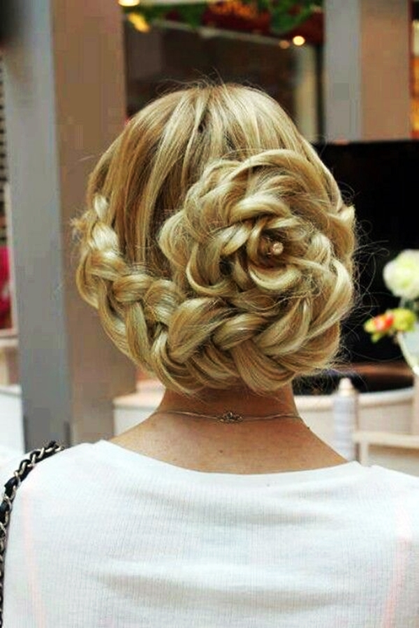 Drop-Dead Exquisite Wedding Hairstyle Ideas (47)
