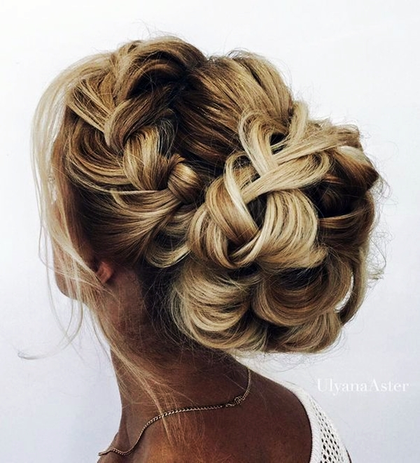 Drop-Dead Exquisite Wedding Hairstyle Ideas (48)