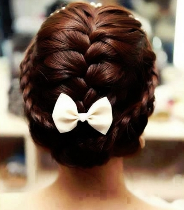 Drop-Dead Exquisite Wedding Hairstyle Ideas (49)