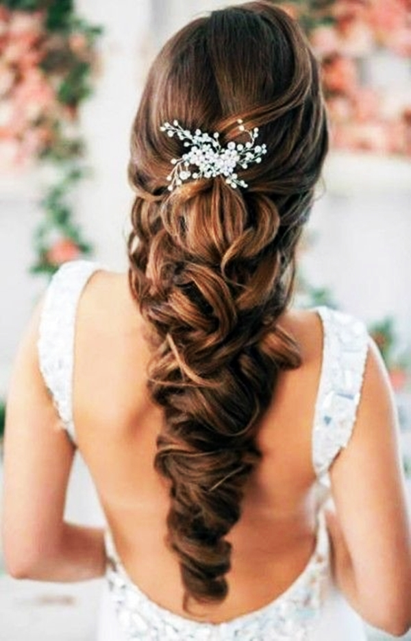 Drop-Dead Exquisite Wedding Hairstyle Ideas (5)