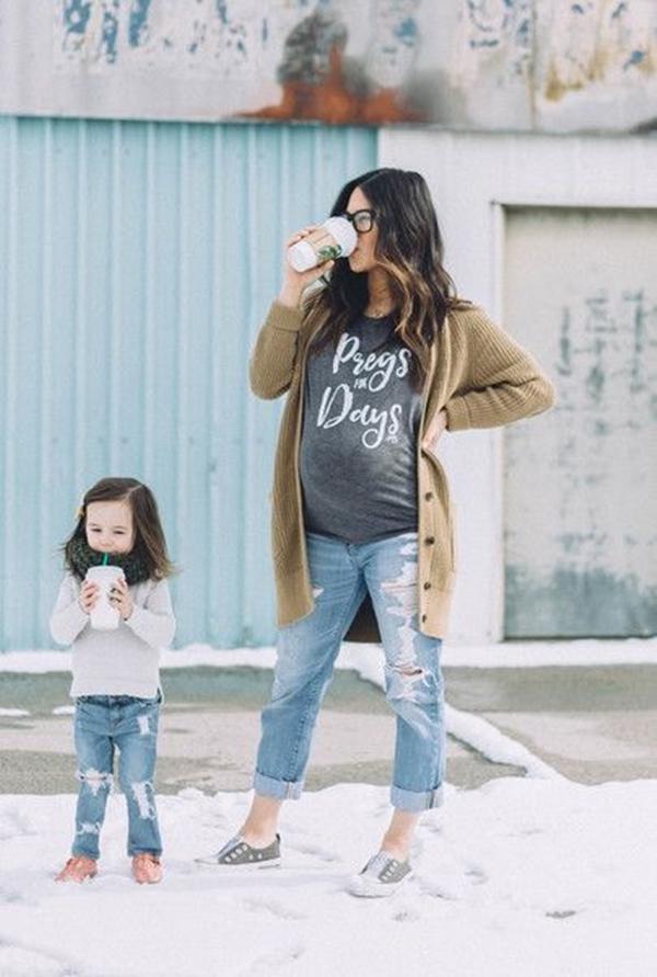 Preggy Fashion Inspirations - (10)